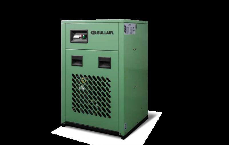 ¿Por qué usar los secadores por refrigeración Sullair?